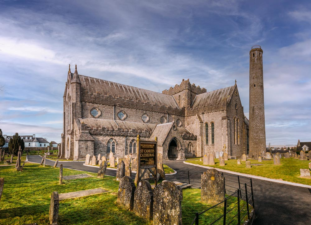 Kilkenny Canices Cathedral
